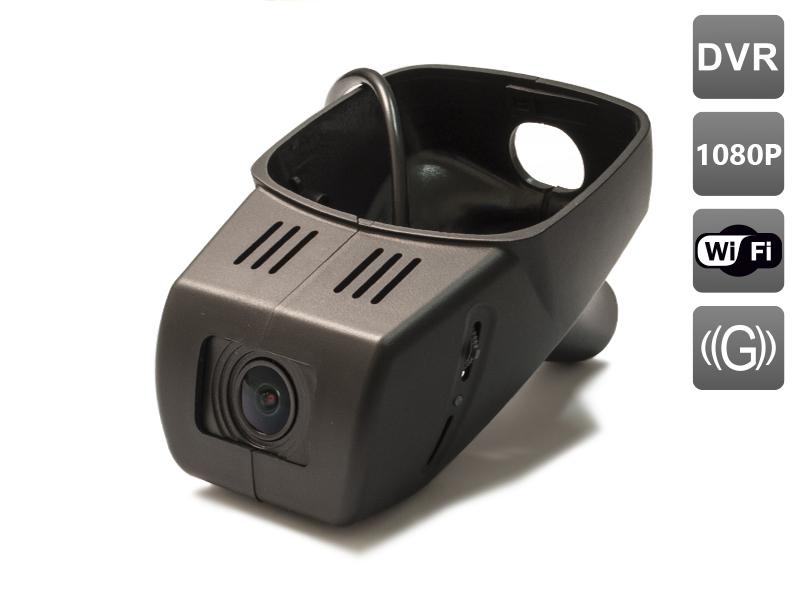 Видеорегистратор автомобильный скрытой установки